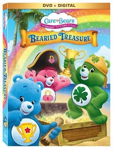 Care Bears: Bearied Treasure by