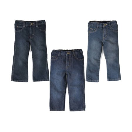 bceca6fe Wrangler Toddler Boy Jeans Collection - Walmart.com