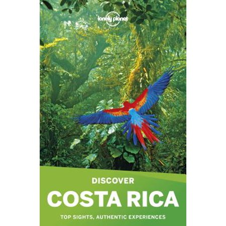 Lonely planet discover costa rica - paperback: