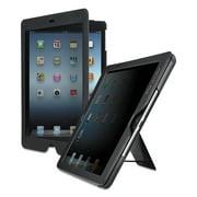 Privacy Screen Slim Case for iPad Air, Black