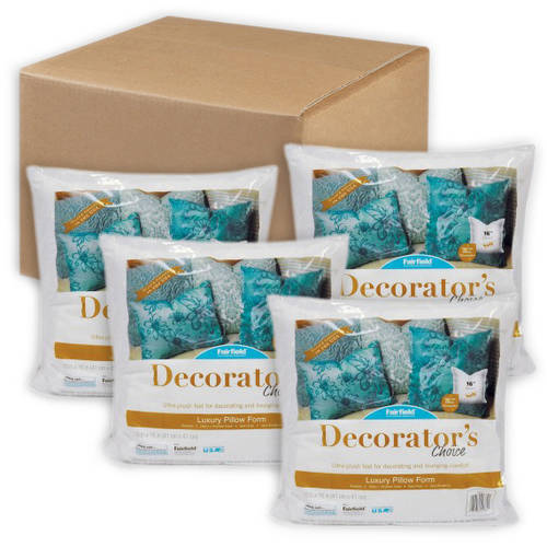 Decorator's Choice Pillow - Set of 4 Available In Multiple Sizes