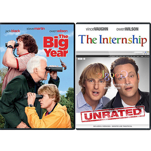 The Big Year / The Internship (Widescreen)