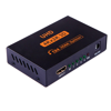 HDE Ultra HD HDMI Splitter 4K x 2K Amplifier Box 1 in 4 Out Supports 3D
