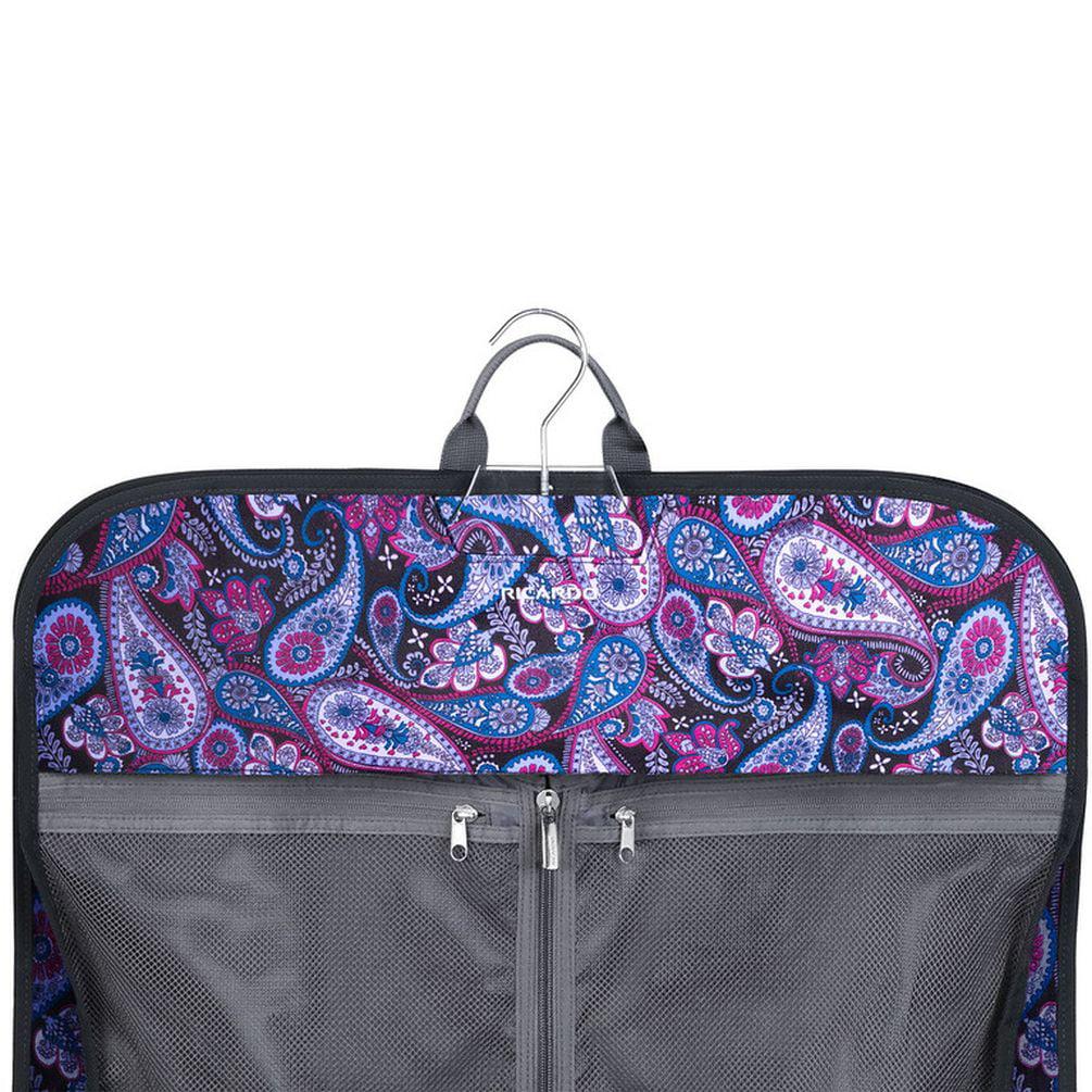 8440ab9dc9 Ricardo Beverly Hills Essentials Deluxe Garment Carrier - Walmart.com