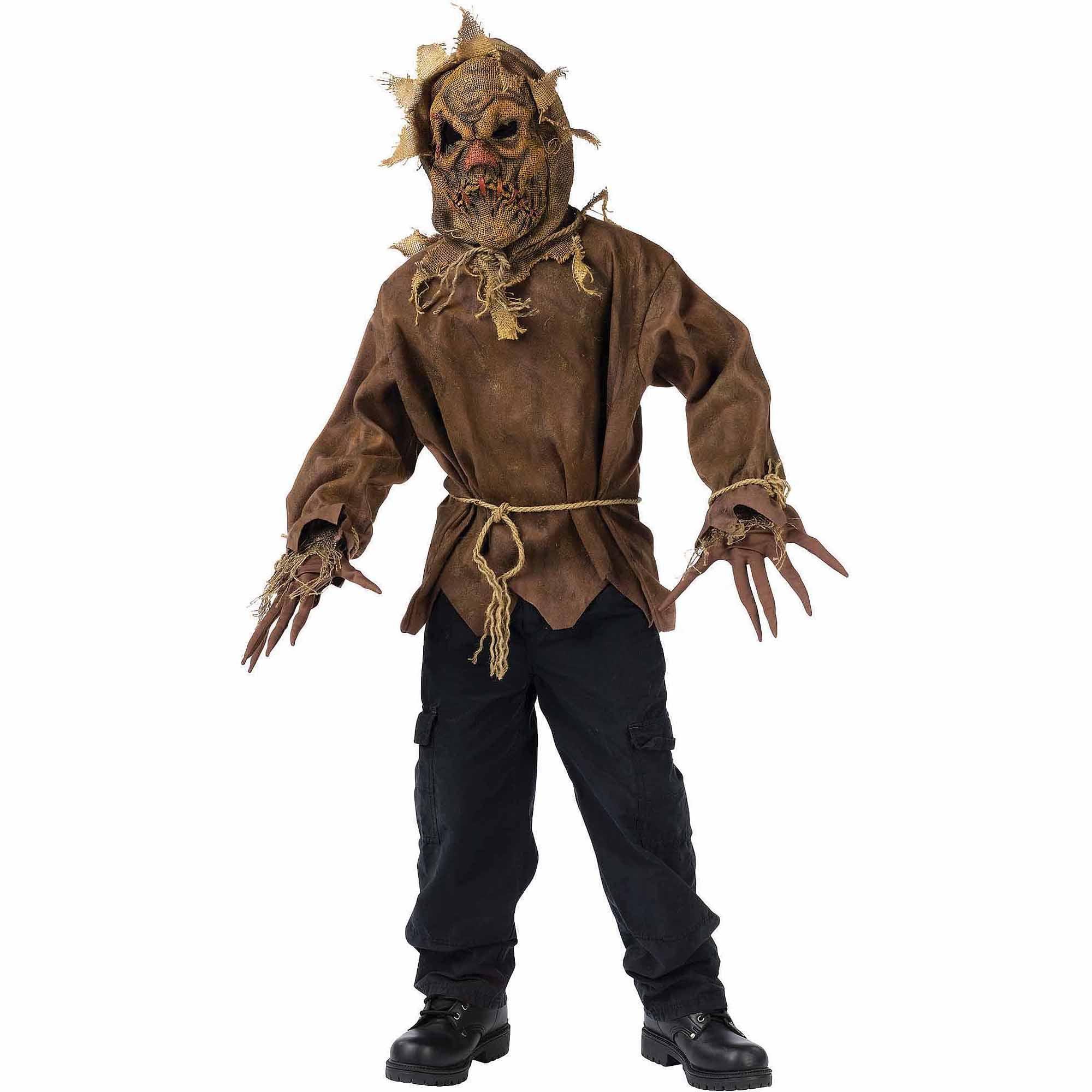 scarecrow child halloween costume - walmart