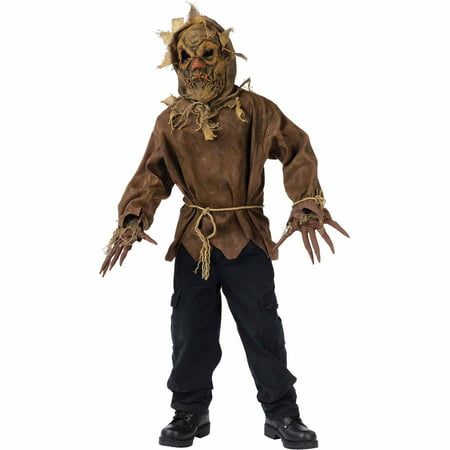 Scarecrow Child Halloween Costume](Scarecrow Ideas For Halloween)
