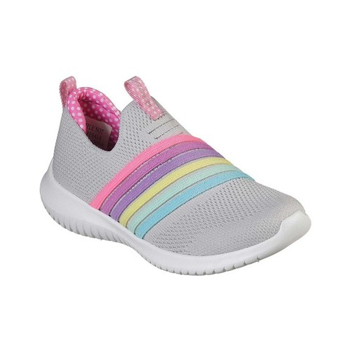 Womens Ultra Lightweight Breathable Mesh Athleisure Sneakers Rainbow Unicorn in Galaxy Fashion Walking Shoes