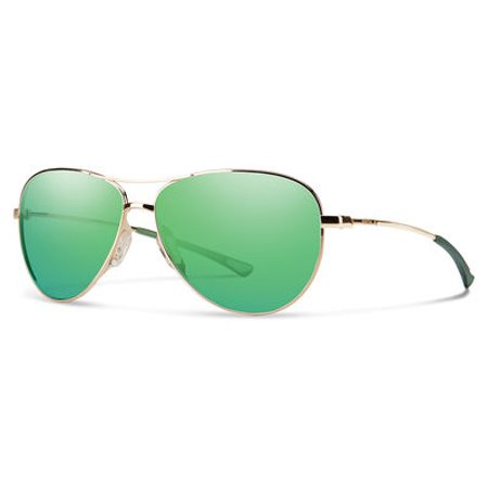 Smith Langley/S Sunglasses 0J5G 60 Gold (FN rose