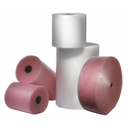 Anti Static Bubble (Anti-Static Air Bubble Roll,1/2 in.,Pink)