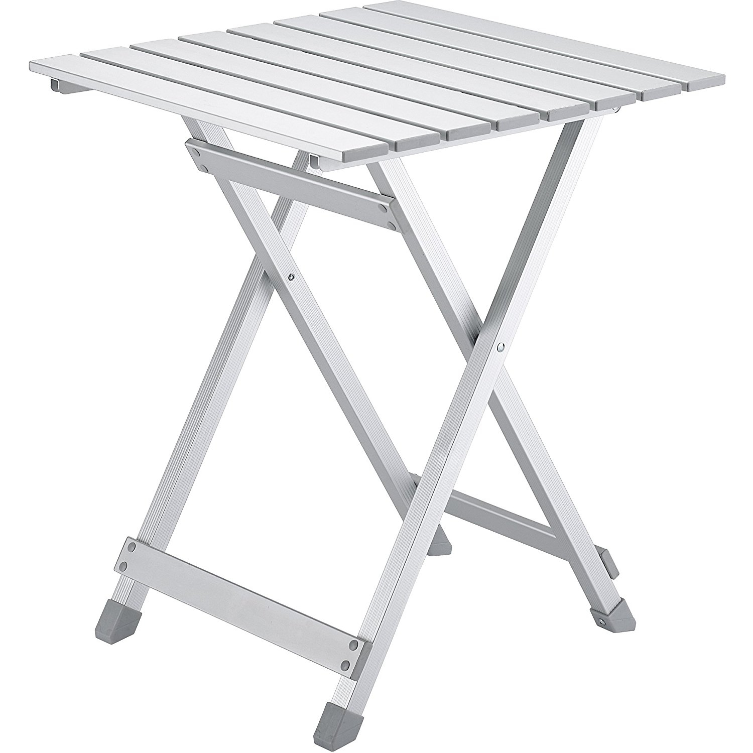 Ozark Trail, Aluminum Roll Top Camp Table Lightweight Construction by Ozark Trail
