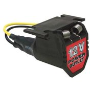 ROADPRO RPPS-16ES Auxiliary Power Socket,Auto Travel,12V