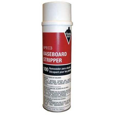 Tough Guy 6PEC3 20 oz. Baseboard Stripper Aerosol Can (Am Carpet Cleaner)
