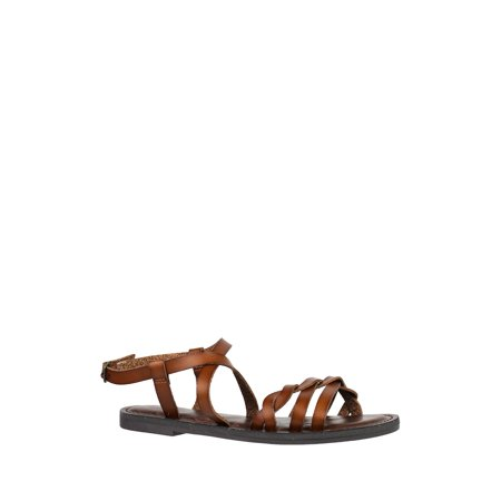 231c438a0ea7 Time and TRU - Time and Tru Women s Shandle Sandal - Walmart.com