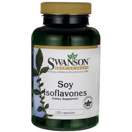 Swanson Soy Isoflavones 750 mg 120 Caps 250 Mg 120 Caps