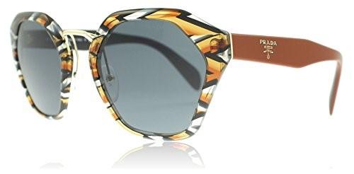 7ba292635b9 ... where can i buy prada sunglasses pr04ts van9k1 sheaves grey orange 55mm  walmart b1810 d4c05
