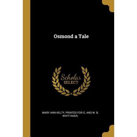 Osmond a Tale