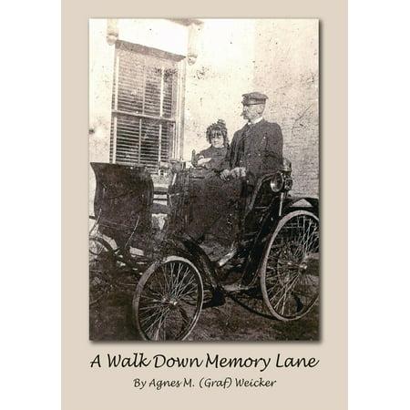 A Walk Down Memory Lane - eBook