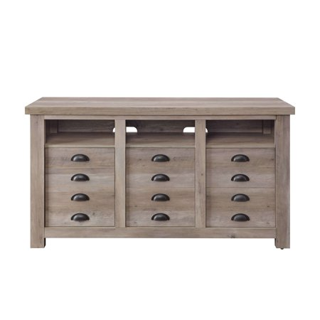 Better Homes And Gardens Granary Modern Farmhouse Printers Tv Cabinet Multiple Finishes Best