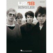 U2 18 Singles (Paperback)