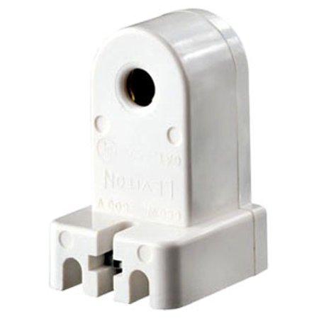 Leviton 467 Slimline Base Single Pin Pedestal Fluorescent Lampholder