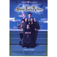 """Addams Family Reunion - movie POSTER (Style A) (27"""" x 40"""") (1998)"""