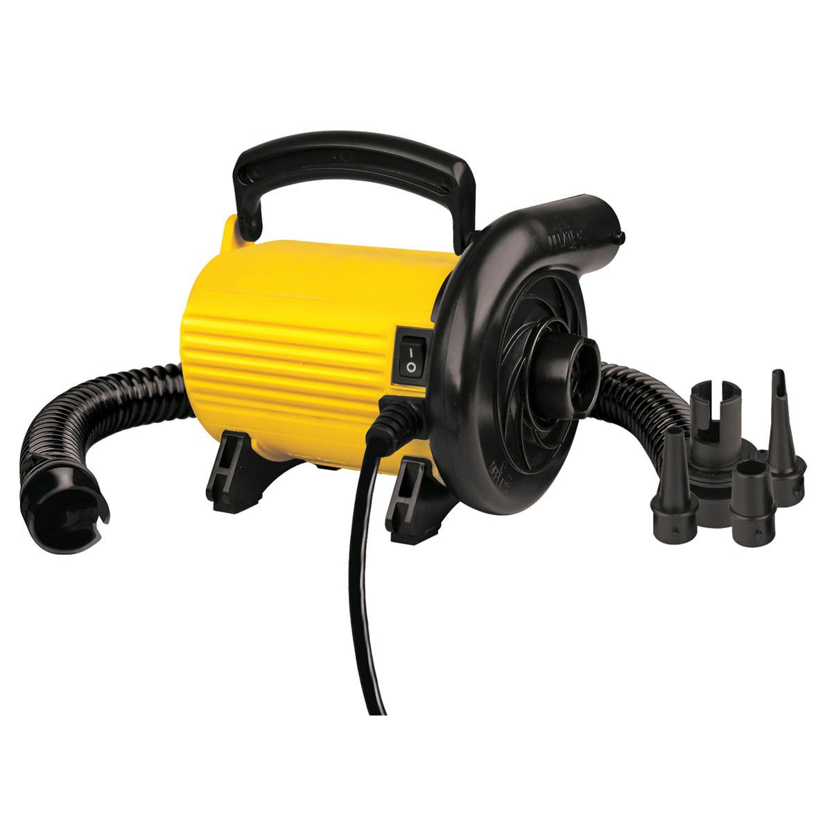 SportsStuff 2.5 PSI 110V Electric Pump for Towables and Inflatables 57-1509 by Kwik Tek