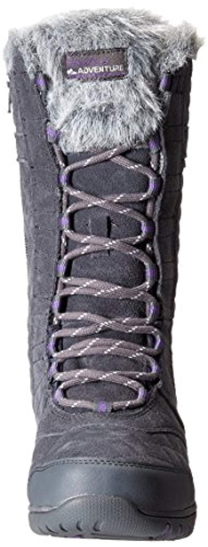 sketchers femmes  la s à la  botte d'hiver charcaol andes, 6 m, d0f8ce