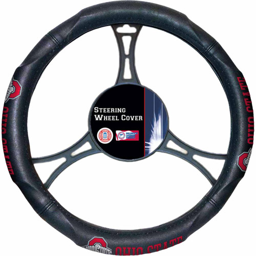 NCAA Steering Wheel Cover, Ohio State