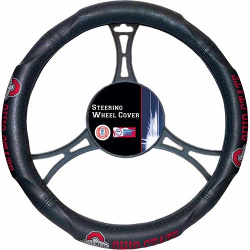 NCAA Steering Wheel Cover, Ohio State