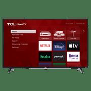 "Refurbished TCL 32"" Class HD (720P) Roku Smart LED TV (32S325-B)"