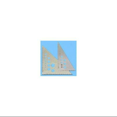 "Image of Alumicolor - Triangle - 45ï ½/90ï ½ Angle - 12"""