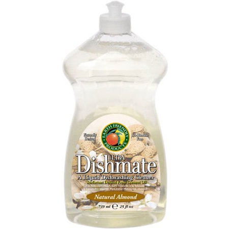 Earth Friendly Products Ultra Dishmate Natural Almond