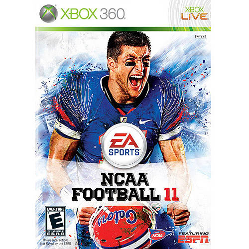 NCAA Football 11 (Xbox 360) - Pre-Owned