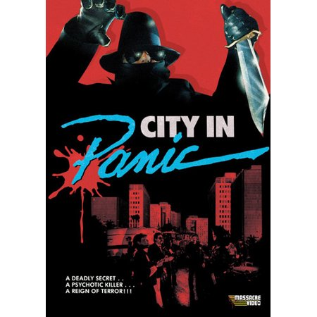 City in Panic (the Aids Murders) (DVD) - image 1 of 1