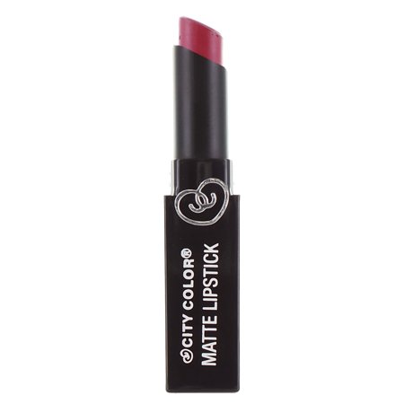 CITY COLOR Matte Lipstick L0050D - Velvet (6 Pack) - image 1 of 1