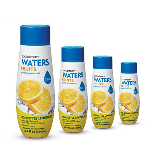 SodaStream True Lemon Homestyle Lemonade 4 Pack True Lemon Homestyle Lemonade