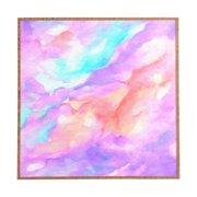 Deny Designs Lavender Haze Framed Art Print Rosie Brown Wall Art