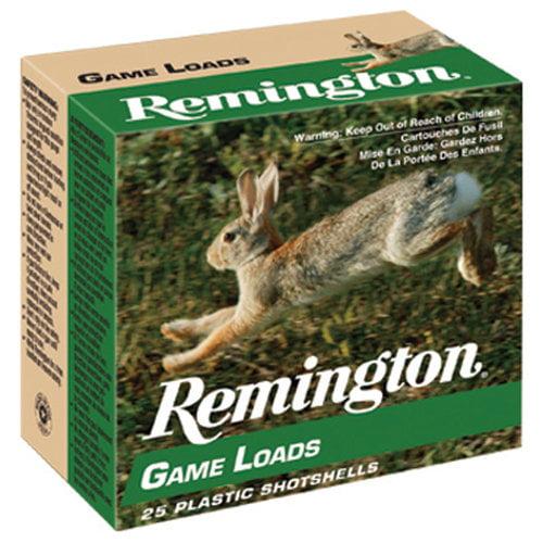 Remington 12-Gauge Game Load