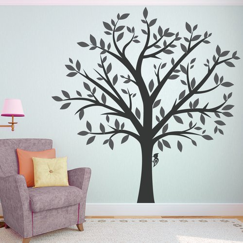Wallums Wall Decor Large Family Tree Wall Decal