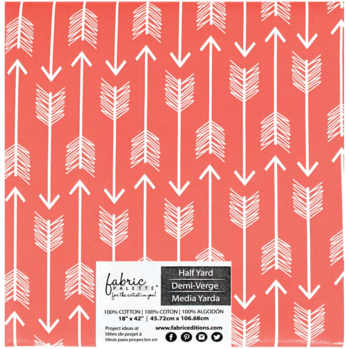 "Fabric Palette Precut 18""X42"" 1/Pkg-Kohana 5"