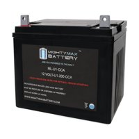 ML-U1 12V 200CCA Battery for Jacobsen GT12A Lawn Tractor and Mower