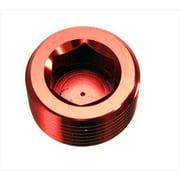 Redhorse 932083 -08 0.5 In. Npt Hex Head Pipe Plug - Red