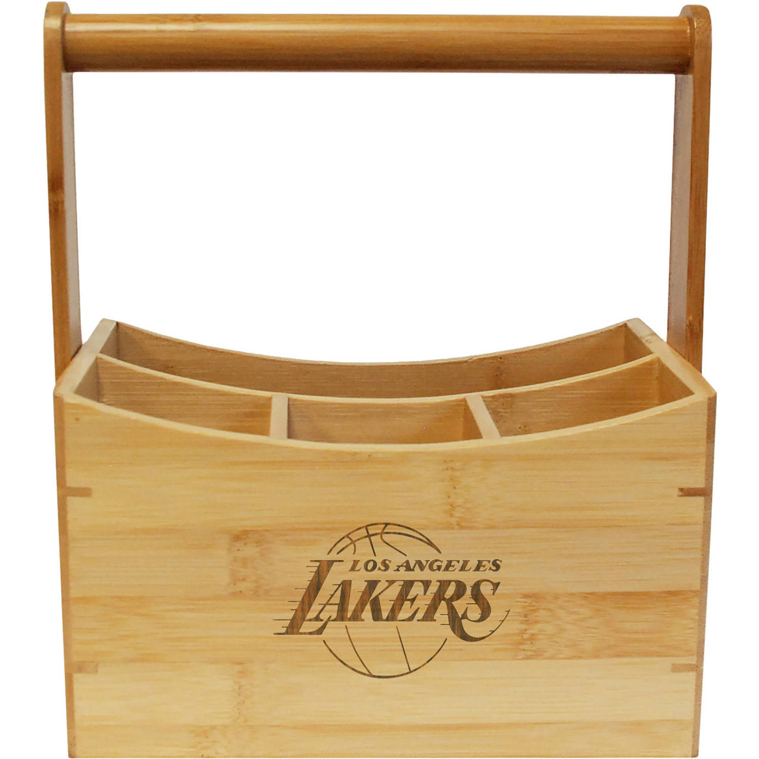 NBA Team Engraved Utensil Caddy by