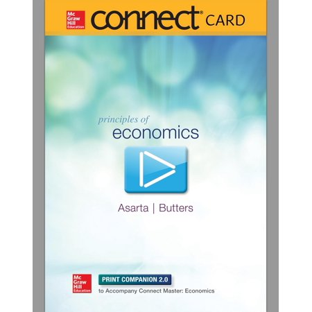 Connect Record Card - PRINCIPLES OF ECONOMICS CONNECT ACCESS CODE - ASARTA, CARLOS/ BUTTERS, ROGER