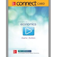 Connect Master 1-Semester Access Card for Principles of Economics (Other)