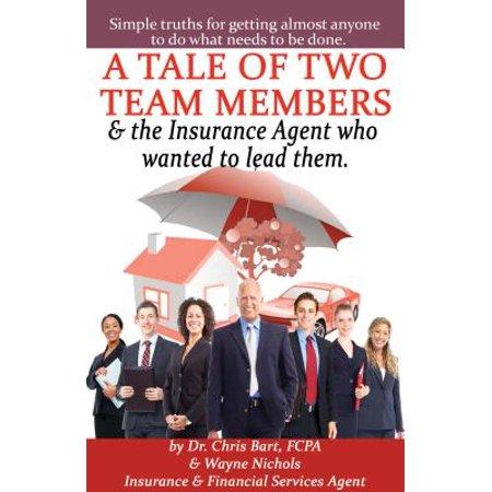 A Tale of Two Team Members - eBook