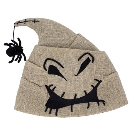 Disney The Nightmare Before Christmas Oogie Boogie Novelty Hat New with Tags ()