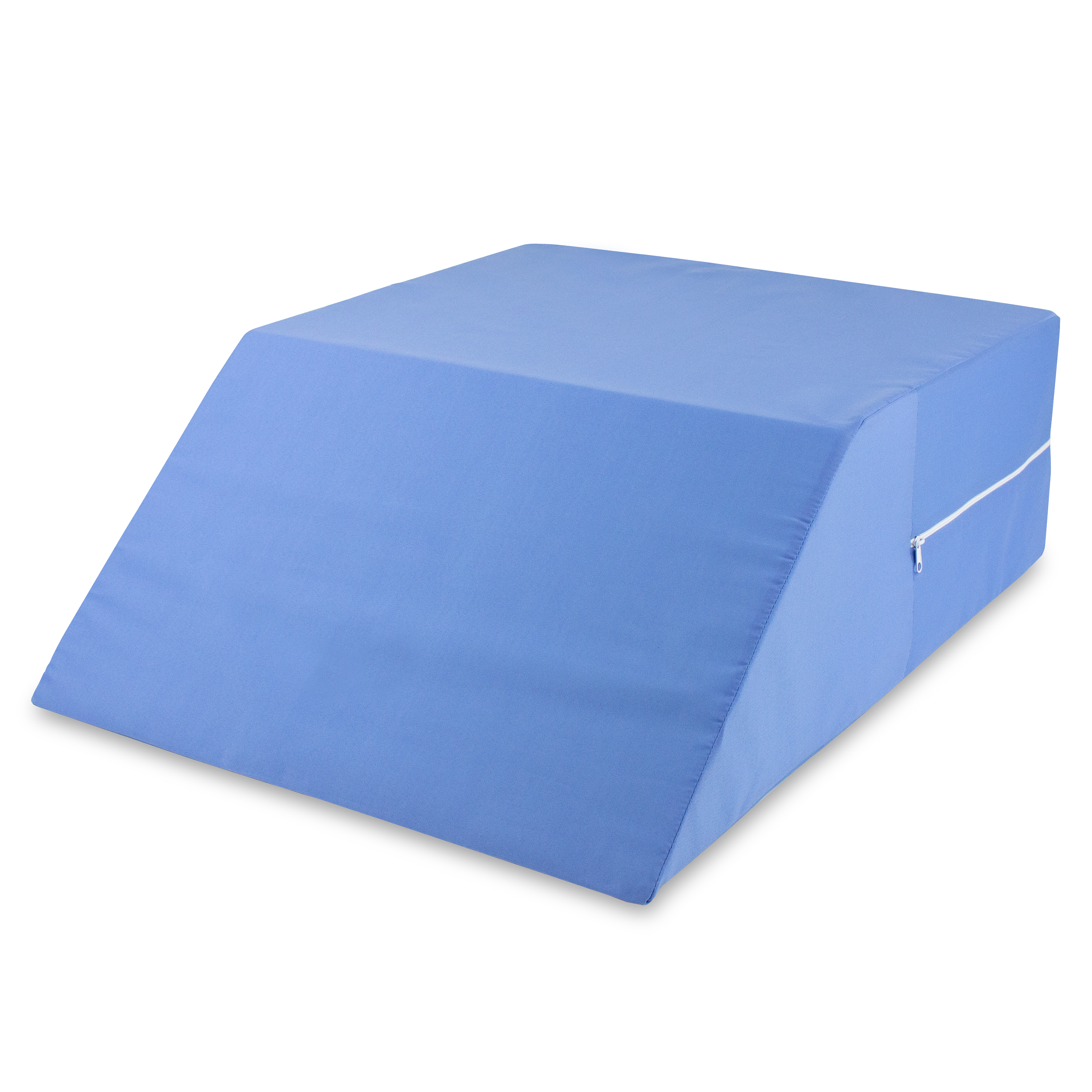 Supportive Foam Wedge Pillow for Legs, DMI Ortho Bed Wedge Elevated Leg Pillow