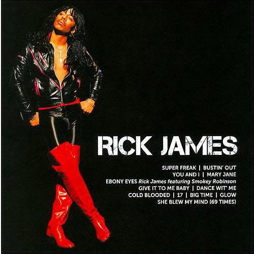 Icon Series: Rick James