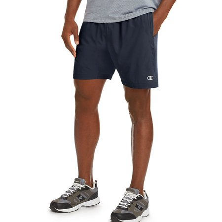 7 Inch Short - Champion Run Shorts, 7-inch Inseam - Size - M - Color - Navy